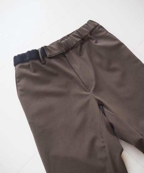 "Graphpaper ""Meryl Nylon Cook Pant"" Khaki women's"