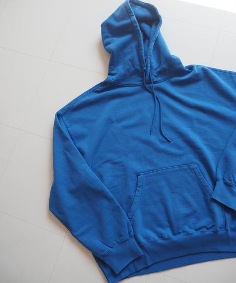 """UNUSED """"US1680 sweat hoodie. """" Blue unisex"""
