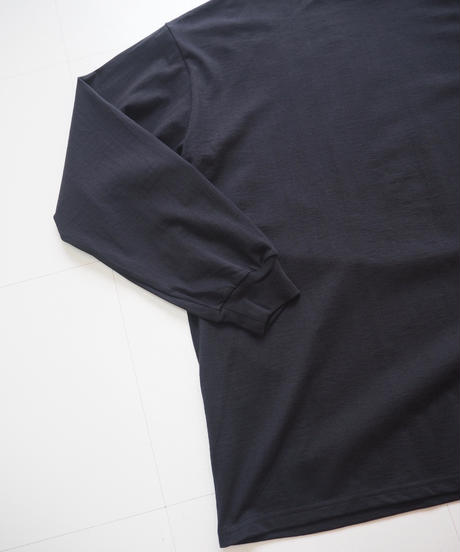 "Graphpaper ""L/S Oversized Tee"" Black"
