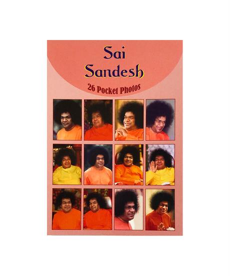 Sai Sandesh ポケットカード(26枚入り)