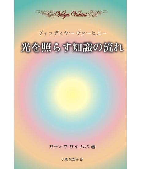 『光を照らす知識の流れ ヴィッディヤー ヴァーヒニー』
