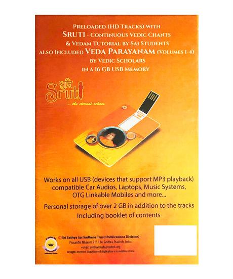 Sruti(シルティ)永遠のこだま USBメモリ版