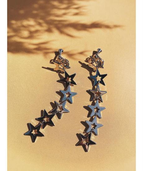 STAR STAR STAR EARRING