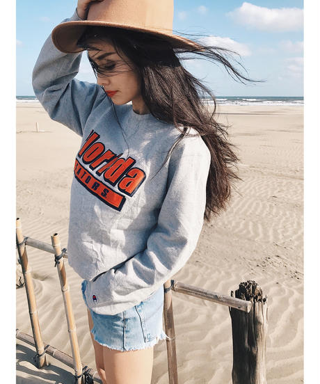 Vintage logo sweat