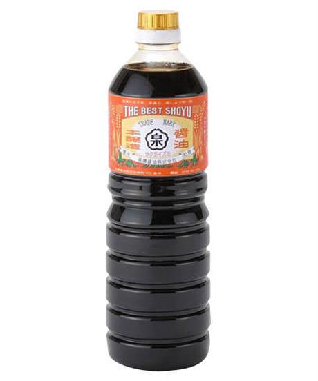 本醸造醤油(1Lペットボトルタイプ)