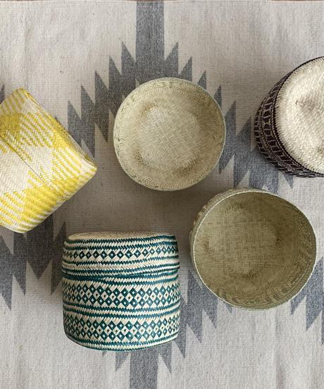 Palm Leaf Basket / Pattern Model / Small size_B