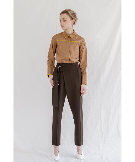 [19AW] ASYMMETRY TROUSER