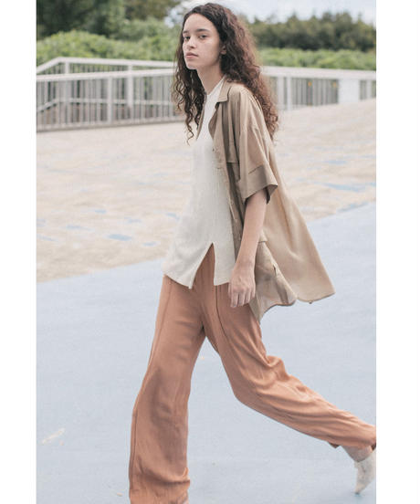 [20SS] STRETCH SILK PANTS