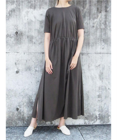 [21SS] ORGANIC COTTON 2WAY ONE-PIECE