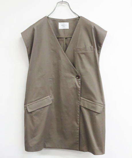[21SS] NO COLOR V-NECK GILET