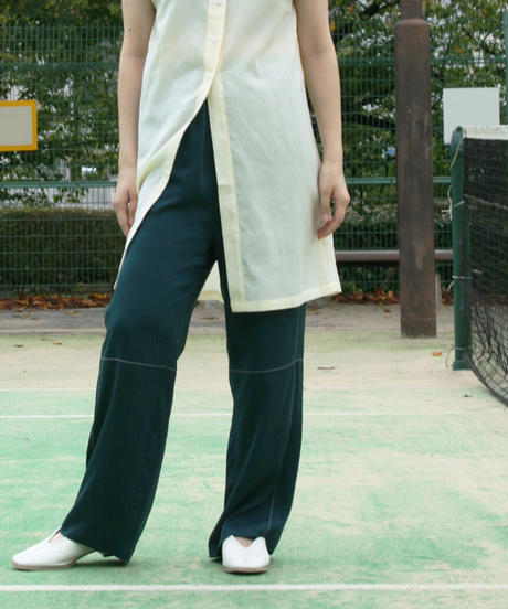 [21SS] CUPRA SATIN EASY PANTS