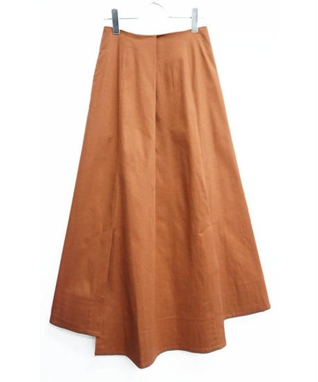 [20SS] 2WAY RANDOM HEM DESIGN SKIRT