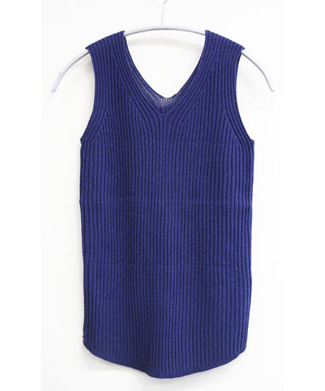 [20SS] WASHABLE RIB TANK TOP