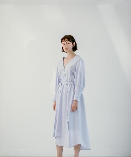 [21SS] CACHE-COEUR SHIRT ONE-PIECE