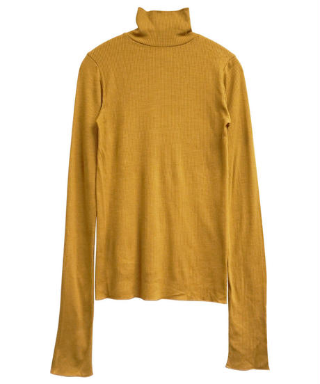 [19AW] WASHABLE WOOL TURTLENECK KNIT