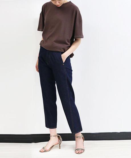 [21SS] TAPERED DENIM PANTS