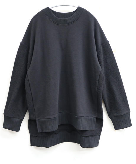 [20AW] LOOSE SILHOUETTE FLEECE PULLOVER