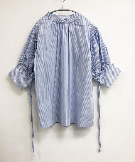 [21SS] SLEEVE GATHERED BLOUSE