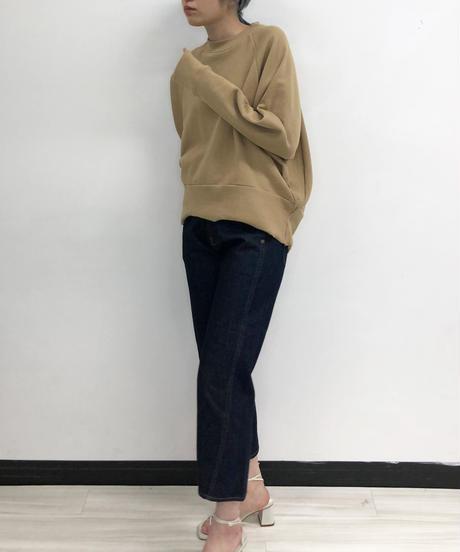[21SS] LAGRAN SLEEVE FLEECE PULLOVER