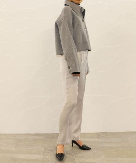 [20AW] MERINO WOOL SHIRT OUTER