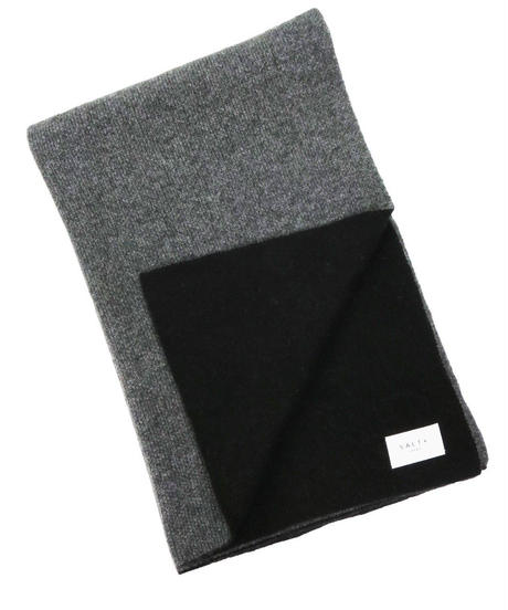 [19AW] REVERSIBLE CASHMERE MUFFLER