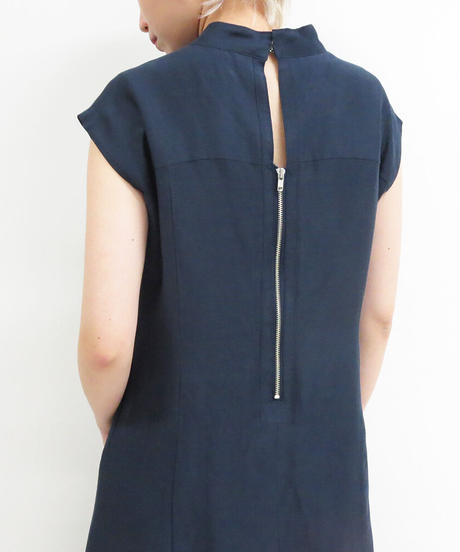 [21SS] BACK DESIGN HIGH NECK ONE-PIECE
