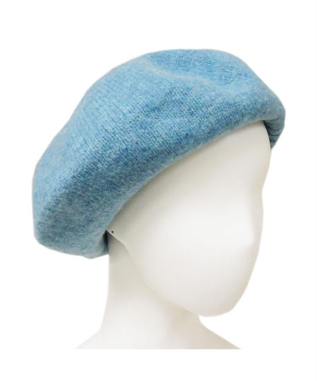 [20AW] WASHABLE CASHMERE KNIT BERET