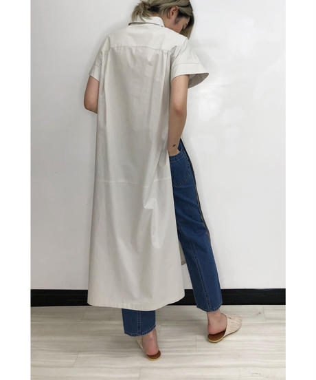 [21SS] LONG SLIT DESIGN SHIRT