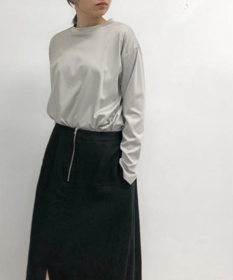 [21SS] SUVIN SMOOTH LONG T-SHIRT