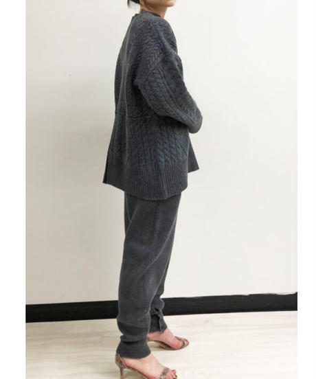[21AW] RELAX KNIT JOGGER PANTS
