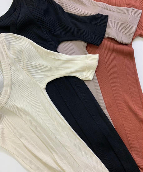 at home collection : SILK SEAMLESS T-SHIRT