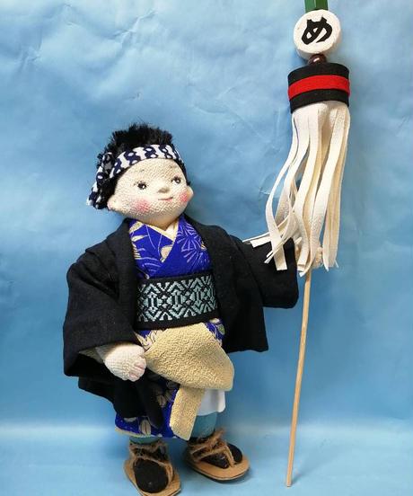 まとい人形