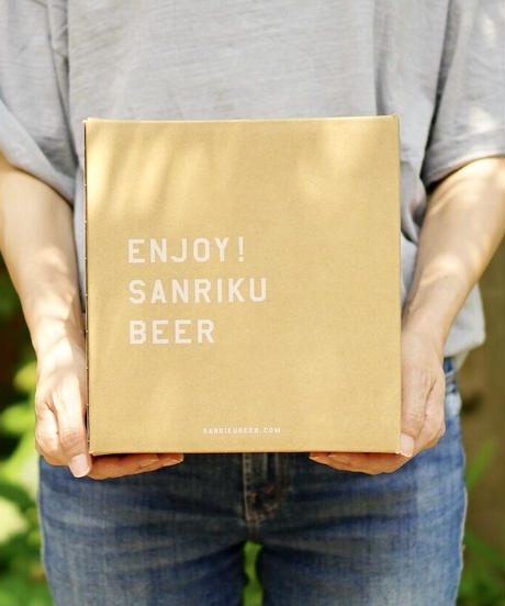 三陸ビール(3種)  6本セット(各2本)