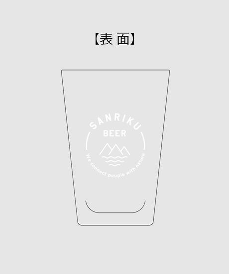 ビアグラス(小)