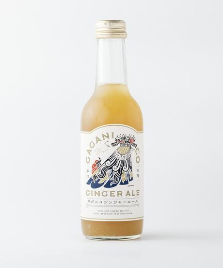 ガガニコジンジャーエール 6本セット(ノンアルコール飲料)