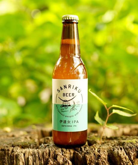 【お中元ギフトA】三陸ビール  (4種)+ビアグラス+さばチップ(1種)セット