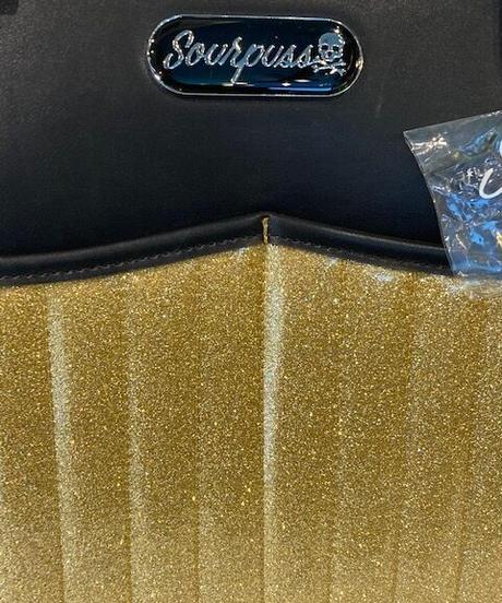 Retro Diaper Gold Bags【SPDB5】