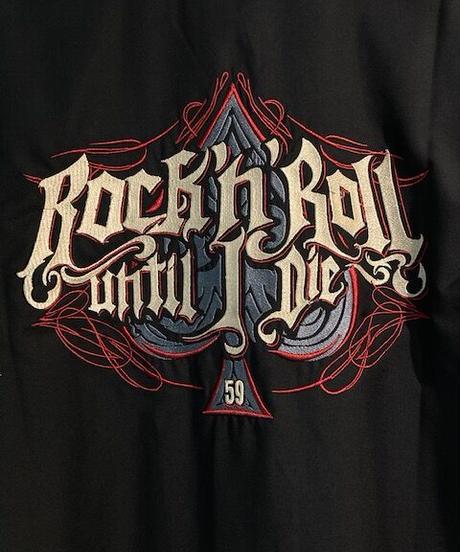 R'n'R Until I Die Worker Shirts【RUM124】