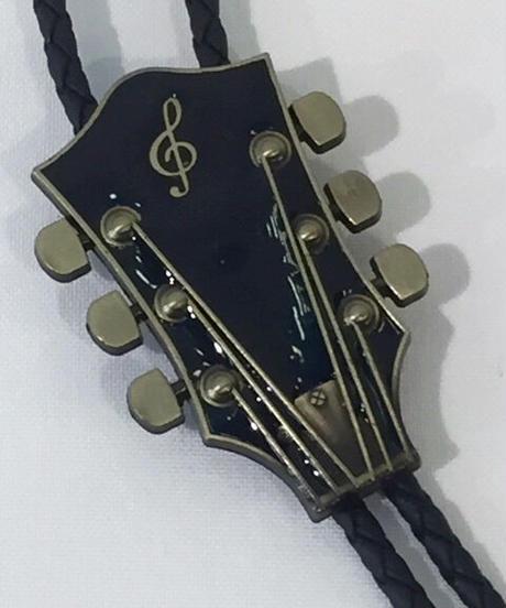 Memphis Guiter Head LoopTie【NB-BT002】
