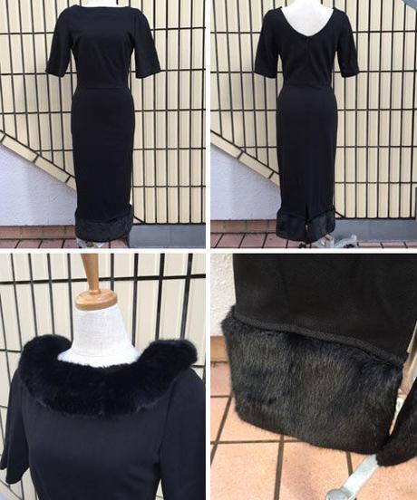 Juliette Pencil Dress【CVAW150701A】