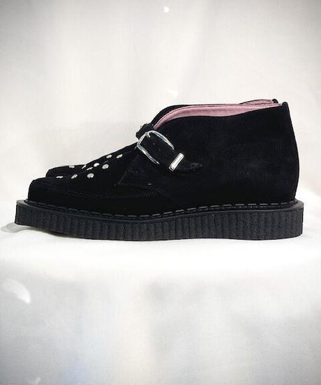 BLACK CATS BOOTS  GEORGE COX × ROCK'N'ROLL【CND-SHO-001】
