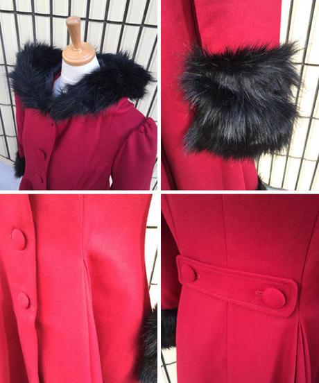 Elvila Coat【8057】 Soldes