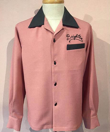 El Diablo L/S Bowling Shirts【SVY-SH275】