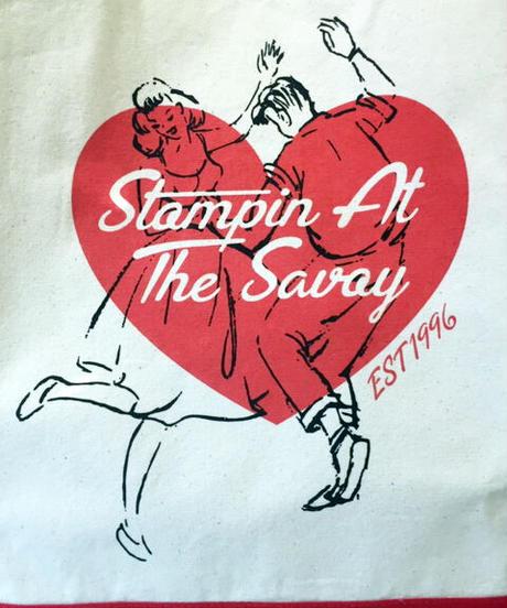 Stompin'Heart Tote Bag【SVY-BG051】
