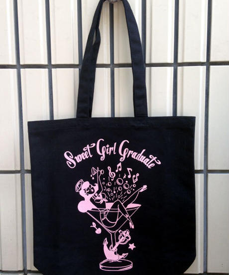 Sweet Girlキャンバストートバッグ【SVY-BG049】