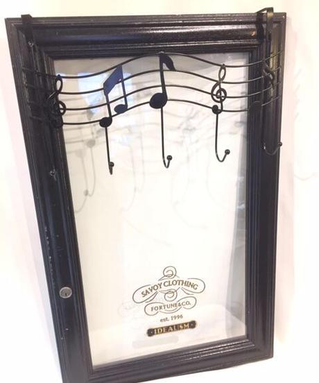Musical Note Iron Multi Hooks【NB-HWA001】Restocks