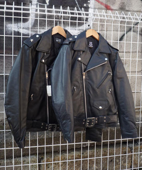 Schott50's Model Leather Riders Jacket(COW HIDE)【SVY-MJ006】Renewals