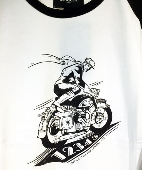 Jake Biker B/B T-Shirts【CMSS200105AA】