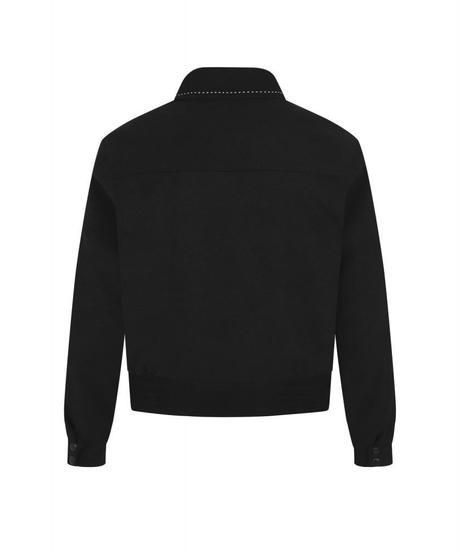Morgan Plain Jacket【CMAW190602A】Soldes!
