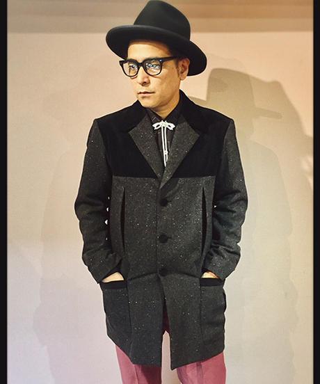 Wool RainbowNep Hollywood Jacket【SVY-JK115】